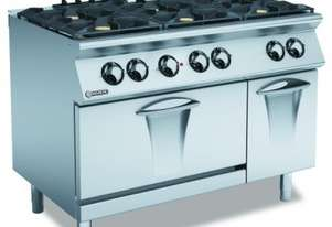 Mareno ANC7FE-12G Gas Burners and Electric Oven