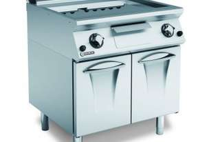 Mareno ANFT7-8ELC Smooth Chromed Fry Plate