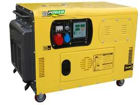 OzPower  HP12000LN  Diesel Generator - picture0' - Click to enlarge