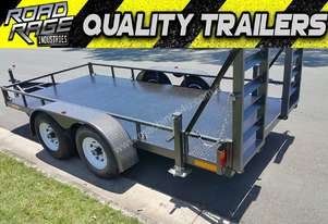 4.5Ton HEAVY DUTY PLANT TRAILER