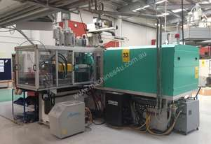 Co-Injection Moulding Machine