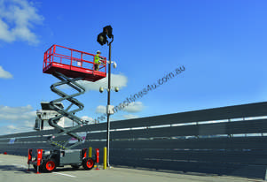 Skyjack Rough Terrain Scissor  Lift