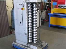 Hawke Vertical CNC Corrugated Curving Rolls - picture0' - Click to enlarge
