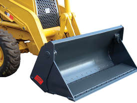 New Norm Engineering 4-in-1 Loader Style Bucket for Kubota SVL-90 Skid Steer - picture5' - Click to enlarge