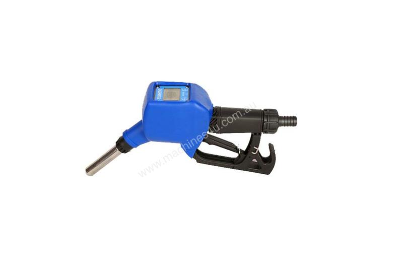 Fuel-Delivery Gun Gasoline Diesel Oil Nozzle Dispenser Flow Met Free Shipping