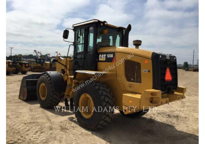 CATERPILLAR 930K Wheel Loaders integrated Toolcarriers
