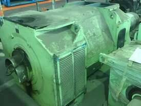 1255 kw 1700 hp 900 rpm 620 volt 560 frame DC Electric Motor - picture0' - Click to enlarge