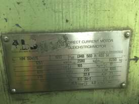 1255 kw 1700 hp 900 rpm 620 volt 560 frame DC Electric Motor - picture1' - Click to enlarge