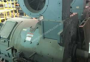 970 kw 1300 hp 700 rpm 475 volt DC Electric Motor