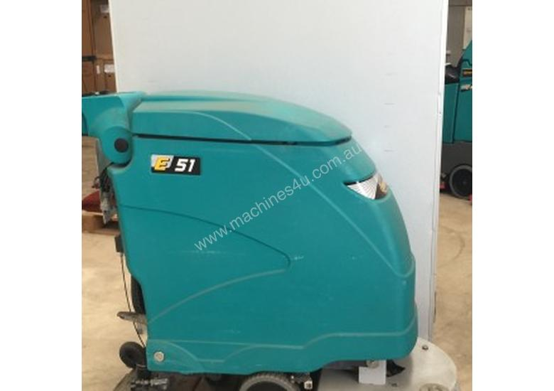 ASC Secondhand E51 walk behind scrubber