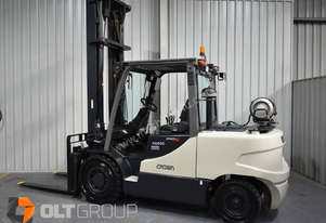 Crown forklift 5000kg capacity CG50C-5 Spare Hydraulic Valves Sideshift 3263 Hours 5 Tonne
