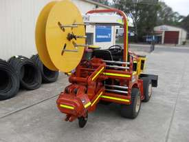 Ditch Witch RT45/H331 Custom Built Vibratory Plough &/or New H314 trenching attachment - picture0' - Click to enlarge