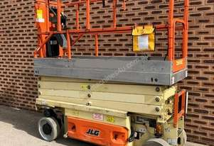 Used JLG 26ft Narrow Scissor Lift Re-certified