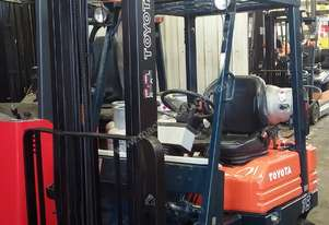 Toyota Forklift 5FG15 4500mm Lift height Great Value