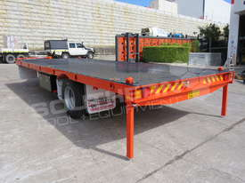 Interstate Trailers 9 Ton 20FT Container Trailer ATTTAG - picture4' - Click to enlarge