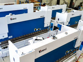 New Yawei PBH 250t x 4100mm CNC7 Pressbrake with Delem DA-66T. IN STOCK. - picture6' - Click to enlarge