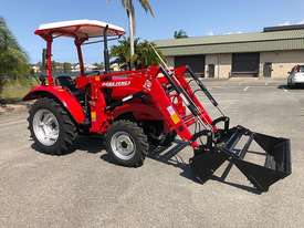 Dongfeng ZB28 FWA/4WD Tractor - picture4' - Click to enlarge