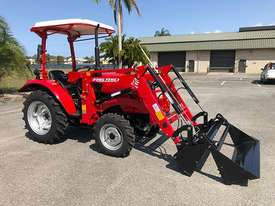 Dongfeng ZB28 FWA/4WD Tractor - picture5' - Click to enlarge
