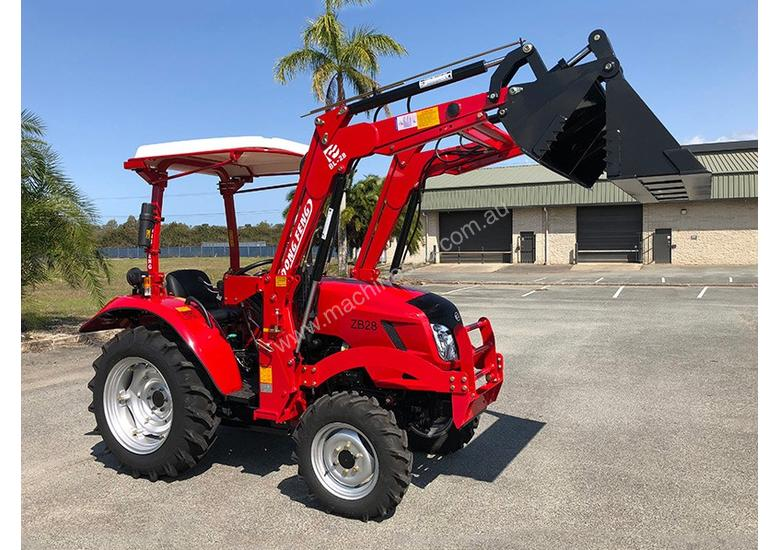 Dongfeng ZB28 FWA/4WD Tractor