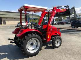 Dongfeng ZB28 FWA/4WD Tractor - picture1' - Click to enlarge