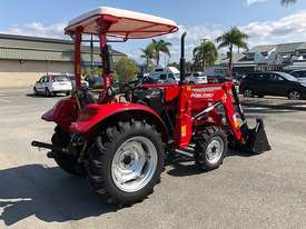 Dongfeng ZB28 FWA/4WD Tractor - picture3' - Click to enlarge
