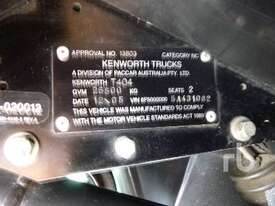 KENWORTH T404 Prime Mover (T/A) - picture4' - Click to enlarge