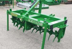 Agrifarm AV/200 'Agrivator' series Aerators with Twin Rotors (2 metre)