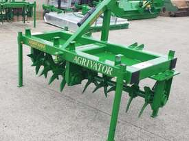 Agrifarm AV/200 'Agrivator' series Aerators with Twin Rotors (2 metre) - picture0' - Click to enlarge
