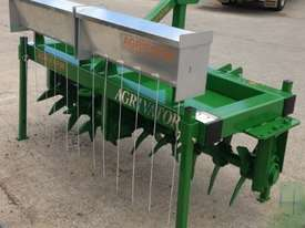 Agrifarm AV/200 'Agrivator' series Aerators with Twin Rotors (2 metre) - picture5' - Click to enlarge