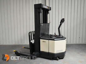 Used Crown WR3000 Walkie Reach Truck Container Mast Full Free Lift 1500kg Capacity - picture2' - Click to enlarge