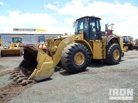 2006 Cat 980H Wheel Loader - picture0' - Click to enlarge