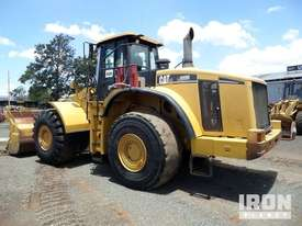 2006 Cat 980H Wheel Loader - picture1' - Click to enlarge