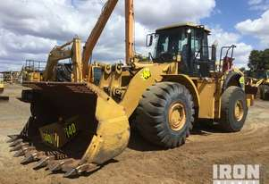 2006 (Unverified) Cat 980H Wheel Loader