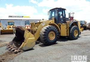 Caterpillar 2006 Cat 980H Wheel Loader
