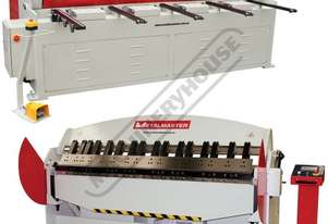 PB-830T & MG-840 Hydraulic NC Panbrake - Ezy Touch & Mechanical Guillotine Package Deal Panbrake: 25
