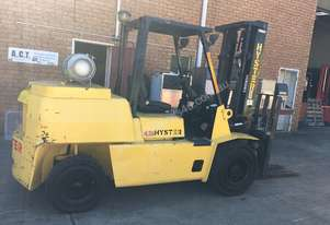 Hyster Cheap 4.5 ton forklift