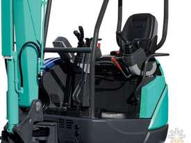 30VX3 IHI Mini Excavator - picture1' - Click to enlarge