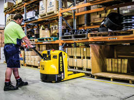 Battery Electric Pallet Jack - picture0' - Click to enlarge