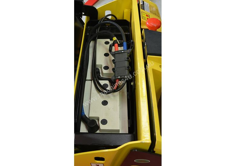 Battery Electric Pallet Jack
