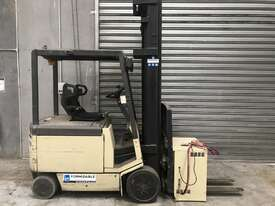 Crown 50FC Electric Counterbalance Forklift - picture0' - Click to enlarge