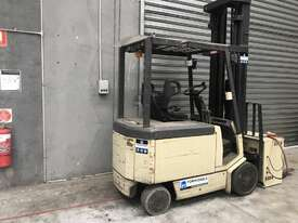 Crown 50FC Electric Counterbalance Forklift - picture2' - Click to enlarge