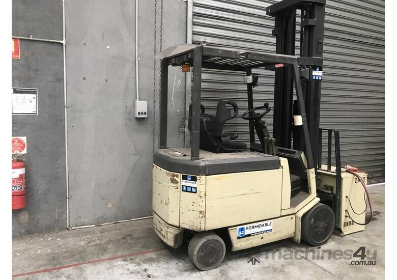 Crown 50FC Electric Counterbalance Forklift