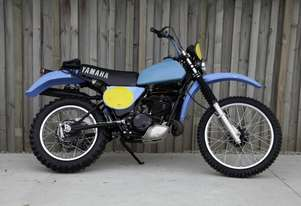 Yamaha IT400 Enduro Off Road Bike