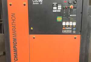 CHAMPION CSD90 ROTARY SCREW COMPRESSOR
