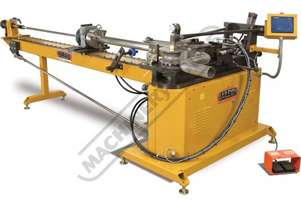 MB-350 Mandrel Tube Bender Ø76.2 x 3mm Round Tube Capacity, 50.8 x 50.8 x 3mm Square Tube Capacity