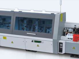 NANXING Auto Edgebander w/ Corner Rounding | NB5CJ | 16-24m/min, Touch Screen, Opt. Return Conveyor - picture0' - Click to enlarge