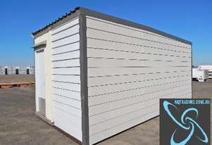 Portable Building 6m x 3m – 2 rooms