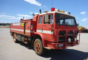1990 International Acco 2250D 4x2 Fire Truck (TK1101)