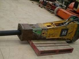 Hydraulic Rock Hammer Rock Breaker Indeco Krupp Various 2-60 Ton - picture5' - Click to enlarge