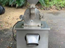 Leaf Grinding/Milling Machine - picture2' - Click to enlarge